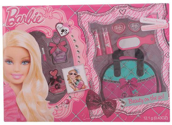 kinderschminken barbie